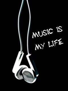Music Is My Life Download Free Mobile Wallpaper Zoxee