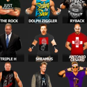 WWe Superstar
