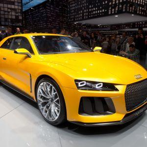 Audi Lighthouse Point >> Lenovo Yellow Car Wallpaper